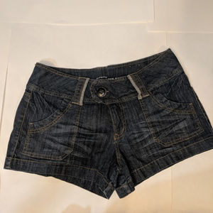 Mossimo Target Size 15 Fit 6 Jean Shorts